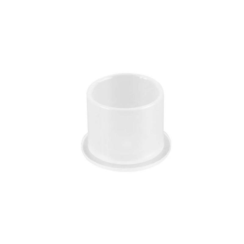 Capsule / Cups encre transparent - 15mm x 100
