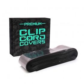Protection Clip Cord Gris - 100 pièces - 50mmx1500mm