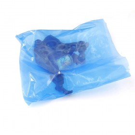 Protection Machine Bleu - 250 pièces - 130x140mm