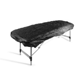 Protection Chaise / Lit Noir - 10 pièces - 210x90cm