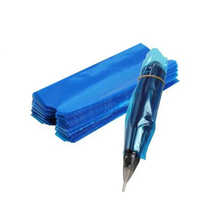 Protection Bleu pour Machine Pen - 100 pièces - 45x150mm