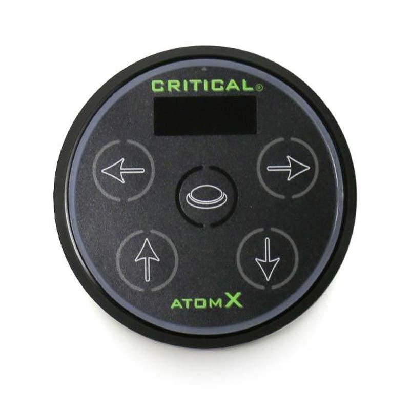 Alimentation Critical Atom X Noir